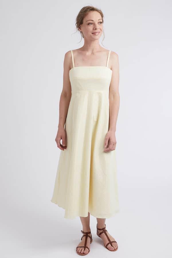 Blanche Blanche patron de couture PDF