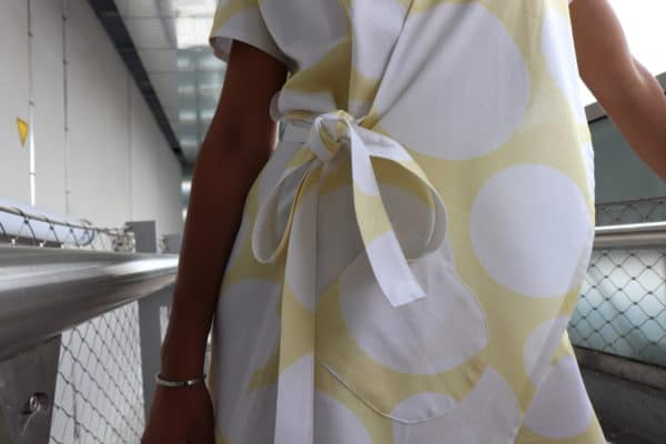 Blanche Blanche patron couture PDF