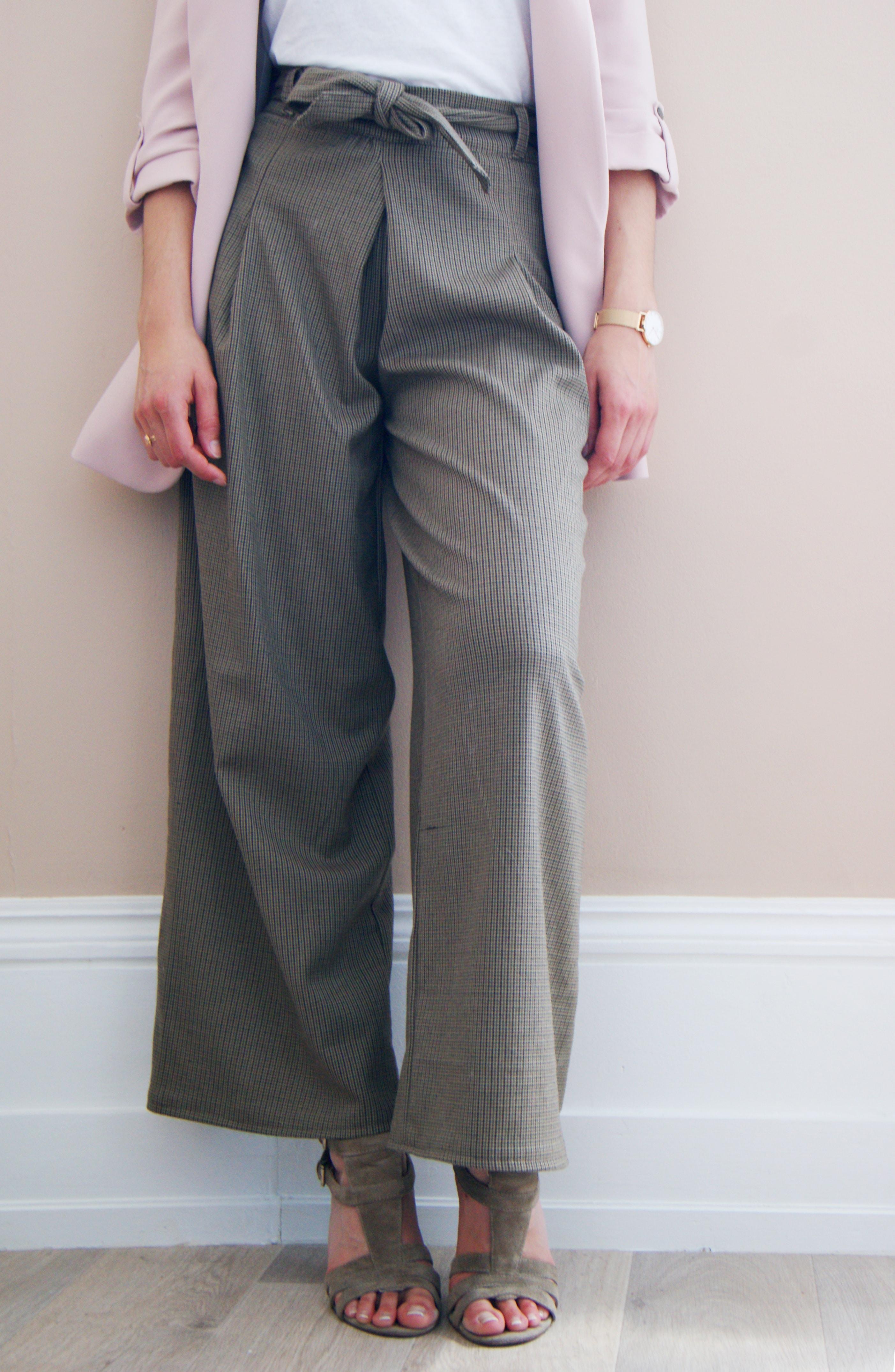 07fd683c5197bd Kit by Klo - Pantalon Short Tucson   Blanche Blanche