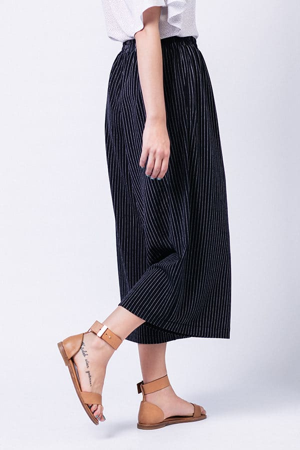 sewing pattern ninni culottes Named