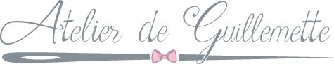 patron couture atelier guillemette