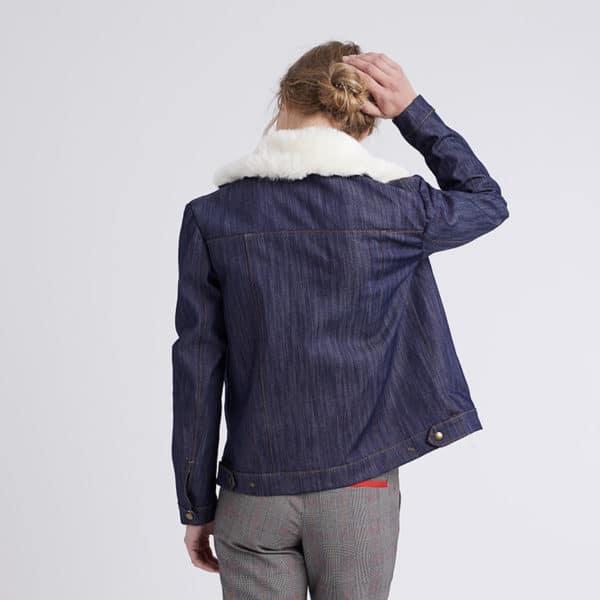 patron couture sewing pattern veste jacket nicoletta coralie bijasson