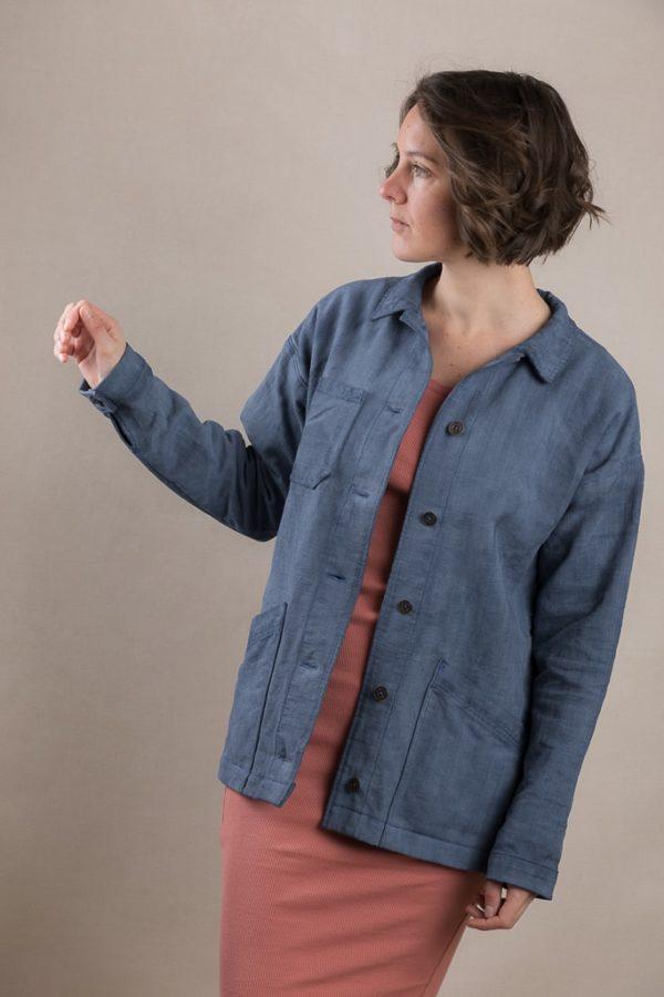 patron couture veste julien sewing pattern julien ready to sew