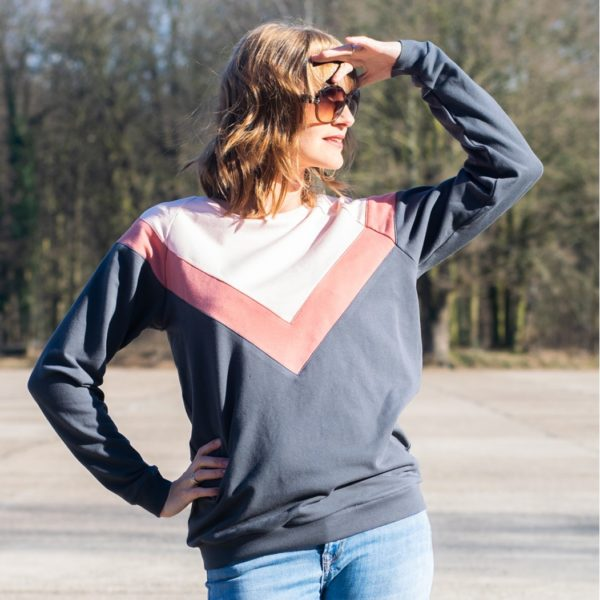 sewing pattern sweat Isa Bel'Etoile