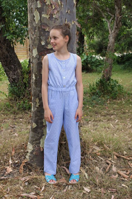 Sewingpattern jumpsuit seed sewpony