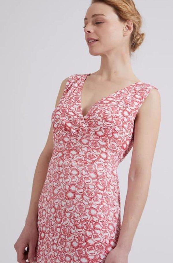 Patron couture robe alix Coralie Bijasson C'est Moi le Patron