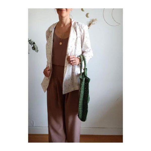 Patron couture Envoutante Popeline & Linon