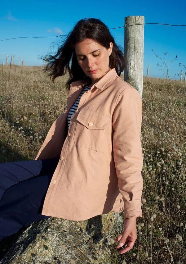 Patron de couture veste et chemise Billie Slow Sunday Paris