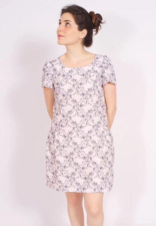 Patron de couture robe Forget Me Not Slow Sunday Paris