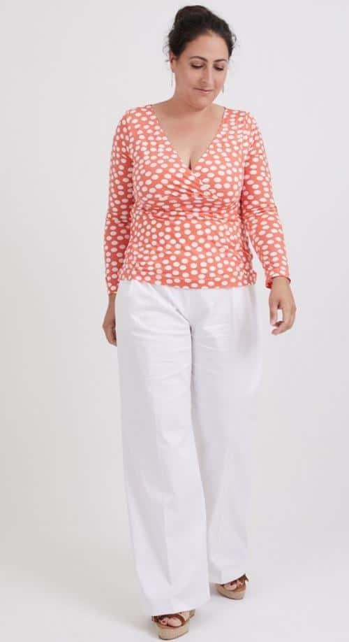 patron couture pantalon Paloma coralie Bijasson C'est Moi le Patron