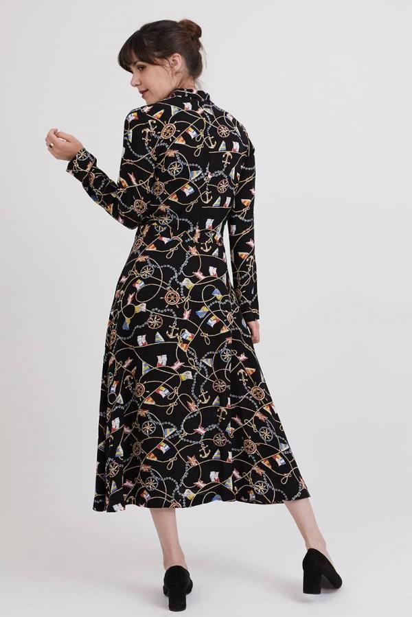 Patron couture Robe Amina Coralie Bijasson c'est moi le patron